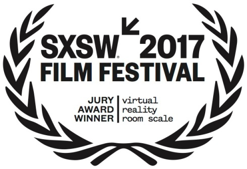 SXSW Laurel Jury Award Winner - Virtual Reality Room Scale