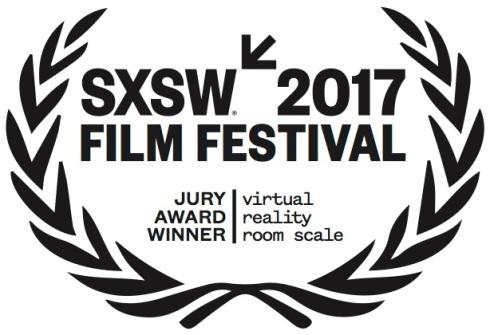 SXSW Laurel Jury Award Winner - Virtual Reality Room Scale